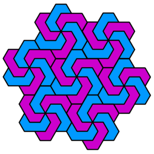 """Pinwheel Advanced"" Coloring Pattern"