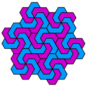 Pinwheel Advanced Coloring Pattern