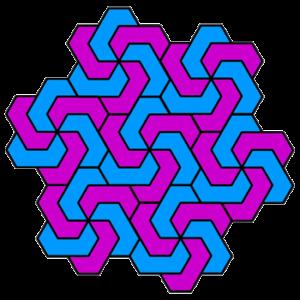 Pinwheel Advanced Coloring Pattern