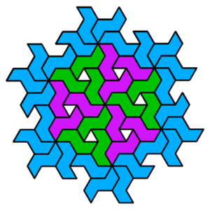 """Pinwheel Fancy-Schmancy"" Coloring Pattern"